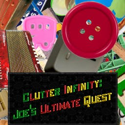 Clutter Infinity: Joe's Ultimate Quest - This just might be the best Clutter of them all. So many varations, so little time. - logo