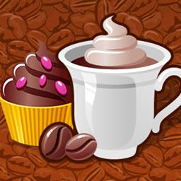 Coffee Rush 2 - Wake up and sell the coffee in Coffee Rush 2! - logo