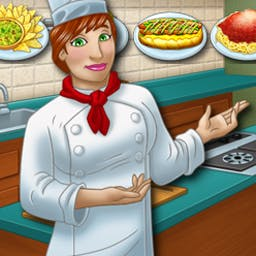 Cooking Academy - Whip your cooking skills into shape to master 50 delicious recipes. - logo