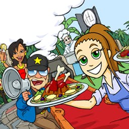 Cooking Dash - DinerTown Studios - Feed the cast and crew of a TV show in Cooking Dash® - DinerTown Studios! - logo