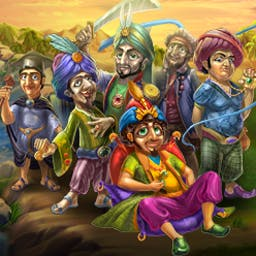 Cradle of Persia - Build ancient Persia in an engaging puzzle game: Cradle of Persia. - logo