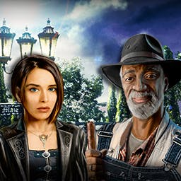 Crystals of Time - Use the Crystals of Time to travel to the past, hunt for clues and find your father in this hidden object mystery. - logo