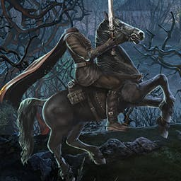 Cursed Fates: The Headless Horseman Collector's Edition - Will you survive the curse?  In the hidden object game Cursed Fates: The Headless Horseman, a terrible legend has become a reality. - logo