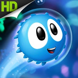 Cyto - Help Cyto recover his lost memories in Cyto's Puzzle Adventure, a physics-based puzzle game where you'll change Cyto's shape to solve each level. - logo