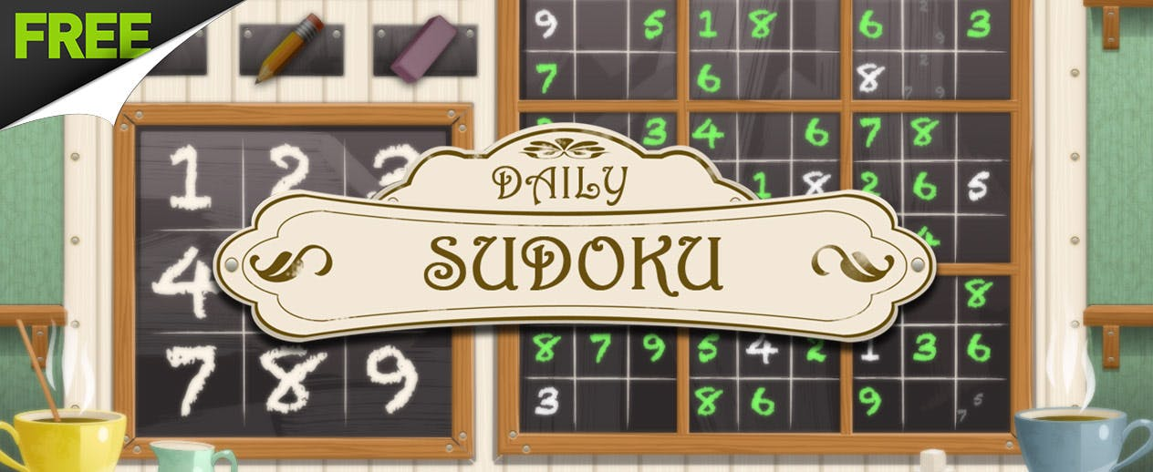 Daily Sudoku - A whole new twist on the classic game - image