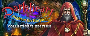 Darkheart: Flight of the Harpies Collector's Edition - image
