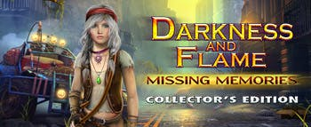 Darkness and Flame: Missing Memories Collector's Edition - image