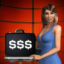 Deal or No Deal - Welcome to Deal or No Deal, the hit TV game show where you try to find $1,000,000 hidden among 26 briefcases! - logo
