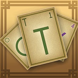 Deck of Words - Deck of Words combines the fun of a word game and the classic gameplay of Solitaire. Play today! - logo