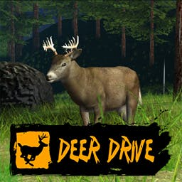 Deer Drive - Deer Drive is an arcade-style hunting simulation with plenty of game! - logo