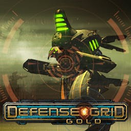 Defense Grid: Gold - Defense Grid Gold is the perfect tower defense game for all skill levels! - logo