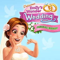 Delicious: Emily's Wonder Wedding Premium Edition - Be Emily's special guest as her big day approaches in Delicious: Emily's Wonder Wedding Premium Edition, the latest chapter in the series! - logo