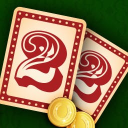 Deuces Wild Poker - In Deuces Wild Poker, 2s are wild, allowing you to score crazy good hands! - logo