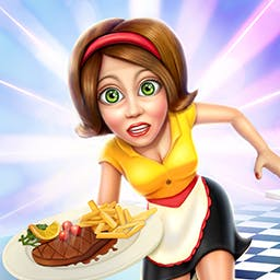 Diner Mania - In Diner Mania you'll find out what's it like to succeed in restaurant business. - logo