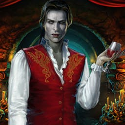 Dracula: Love Kills - Dracula: Love Kills is a spellbinding hidden object adventure in which your actions influence the story and the ending! - logo