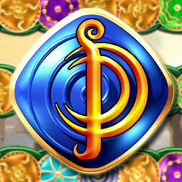 Dragon Portals - Enter the Dragon Portals and help Mila save the world in this innovative Match 3 game. - logo
