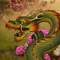 Dragon's Lore - Start an amazing journey across the world of Japanese myths and legends in Dragon's Lore today! - logo