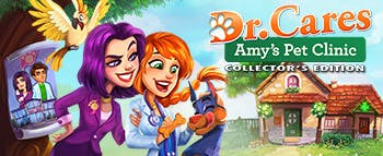 Dr. Cares: Amy's Pet Clinic Collector's Edition - image