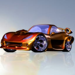 Dream Cars - Help two sisters race to the finish in Dream Cars, a time management game. - logo