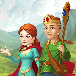 Druid Kingdom - From the creators of the popular My Kingdom For The Princess series, Druid Kingdom will satisfy your time management craving! - logo