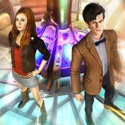 Dr. Who Episode 3: Tardis - Dr. Who Episode 3: Tardis continues the fun adventure games based on the new BBC series! Can Amy save the day, and the Doctor? - logo
