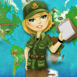 """EcoMatch - Match your way through 21 """"green"""" projects and 105 levels in EcoMatch! - logo"""