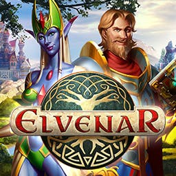 Elvenar - Build your own city in the mythical fantasy world of Elvenar. Play this online strategy game today! - logo