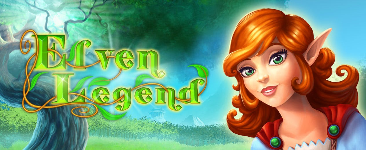 Elven Legend - An evil witch has captured lords of Elve