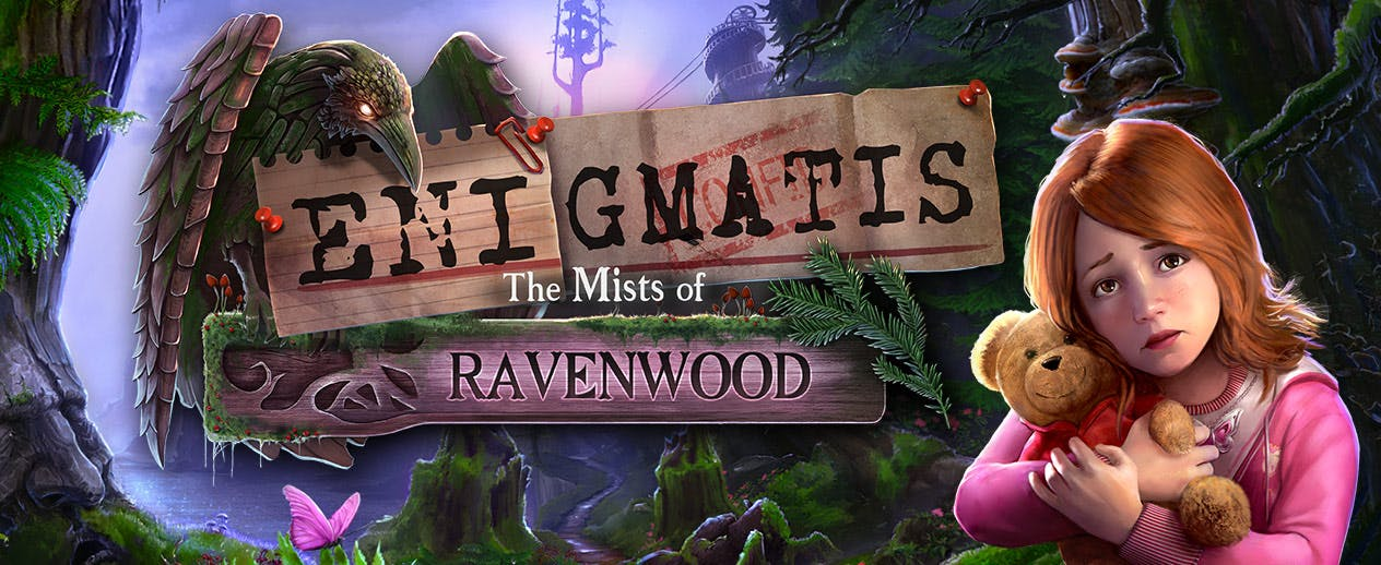 Enigmatis: The Mists of Ravenwood -  - image