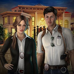Entwined: The Perfect Murder - Everyone's a suspect in this classic whodunit. Will you take the case in the hidden object game Entwined: The Perfect Murder? - logo