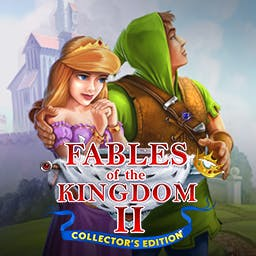 Fables of the Kingdom II Collector's Edition - Help the heroes overcome all obstacles in their journey to get back the armor and save King Artos from a terrible curse. - logo