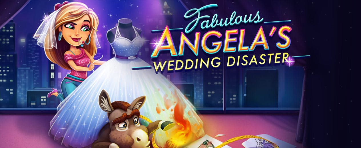 Fabulous: Angela's Wedding Disaster - Get ready to take on the bridal scene - image