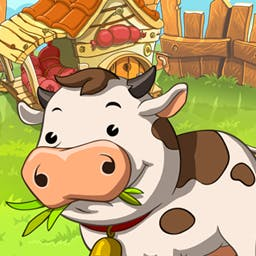 Farm Fest - Farm Fest combines the best parts of puzzle and time management games. Run a modern farm today! - logo