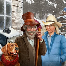 Farmington Tales 2 - Winter Crop - Run Dahlia Farms in this combination of hidden object and farming simulation! Will you make it through the winter in Farmington Tales 2 - Winter Crop? - logo
