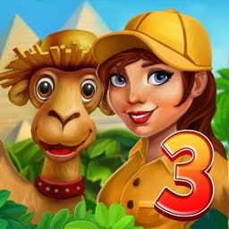 Farm Mania: Hot Vacation - Dive into hours of unforgettable farming fun in Farm Mania: Hot Vacation! - logo