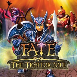 FATE: The Traitor Soul - New trials, monsters, and weapons await you in FATE - The Traitor Soul! - logo