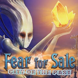 Fear for Sale: City of the Past - Statues are coming alive in the small town of Eastwood, and they're attacking! - logo