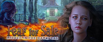 Fear For Sale: Hidden in the Darkness - image