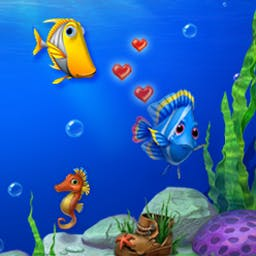 Fishdom Double Pack - Solve match-3 puzzles and search for hidden objects to create the aquarium of your dreams in the Fishdom Double Pack! - logo