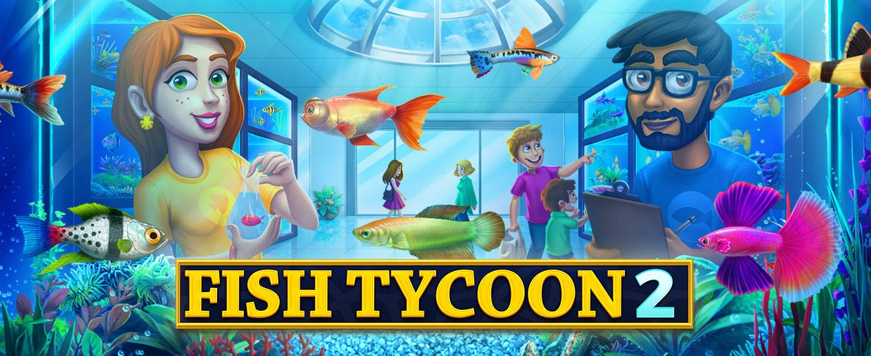 Fish Tycoon 2 - Return and play daily - image