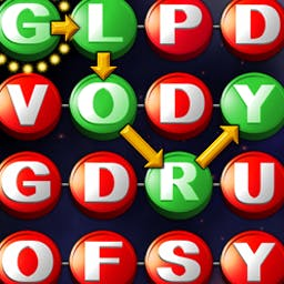 Flip Words 2 - Play the sequel to one of the Internet's most beloved word games. - logo
