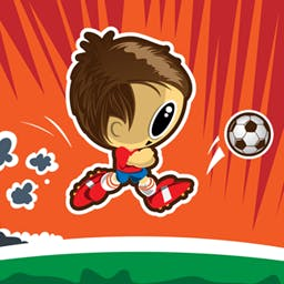Footballz Mania - Do you like games with balls? If so, play Footballz Mania on Android today! - logo