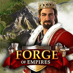Forge Of Empires - Forge of Empires is an online strategy game where you lead your empire through the ages and create a fantastic metropolis. - logo