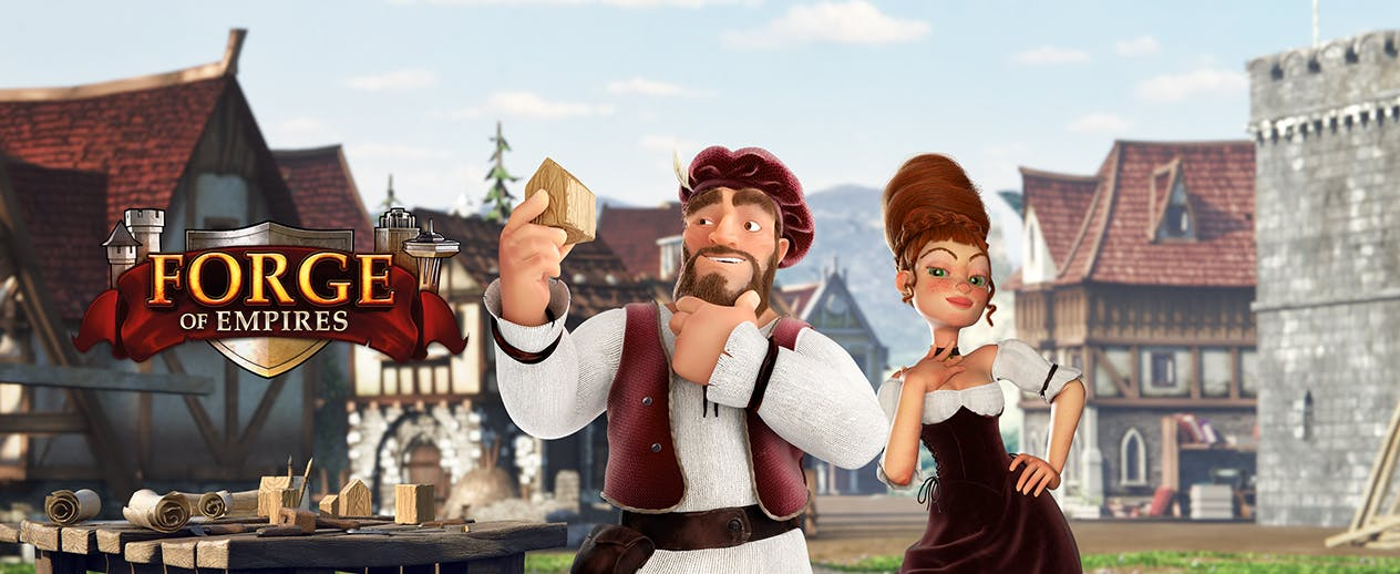 Forge Of Empires - Create your own world! - image