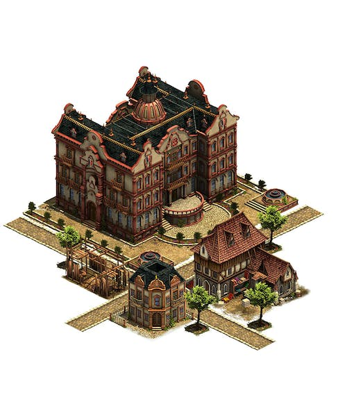 Forge of Empires building image 1