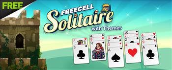 FreeCell Solitaire with Themes - image