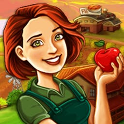 Fruits, Inc - Roll up your sleeves and build a fruit empire from almost nothing in Fruits, Inc! Help Brooke expand her business in this sweet time management game. - logo