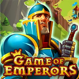 Game of Emperors - Build an empire. Lead an army. Play the online strategy game Game of Emperors! - logo