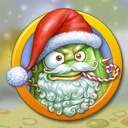 Garden Rescue Christmas Edition - Ravenous insects are trying to ruin Christmas in the tower defense game Garden Rescue Christmas Edition! - logo