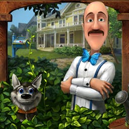 Gardenscapes - Hunt for hidden items to create the perfect garden in Gardenscapes! - logo